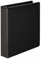 "3"" D-RING VIEW BINDER 386-49 BLACK"