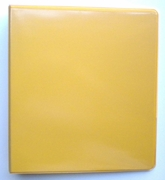 "4"" D-RING VIEW BINDER 386-54 YELLOW"