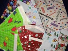 CHRISTMAS AND OTHER DECORATIVE MAILERS