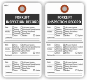 FORKLIFT INSPECTION RECORD