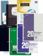 GRAPH PAPER in PACKS, NOTEBOOKS AND PADS by MEAD®
