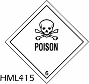 HML415 - POISON LABEL