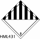 HML431 - MISCELLANEOUS LABEL