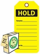 HOLD (FL YELLOW)