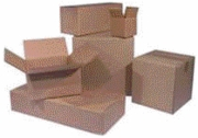 KRAFT CORRUGATED BOXES