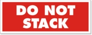 LBL01DON - DO NOT STACK LABEL