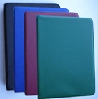 3 X 5 SET OF 6 RING MEMO BINDERS - 4 colors (46030)