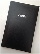 MEAD BLACK CASH BOOK