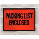 PL-FP-705, 7 X 5.5, PACKING LIST ENCLOSED, TOP LOADING
