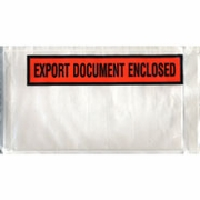 PL-HE-510, 5.5 X 10, EXPORT DOCUMENT ENCLOSED, BACK LOADING