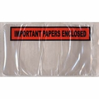 PL-HE-510A, 5.5 X 10, IMPORTANT PAPERS ENCLOSED, BACK LOADING