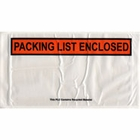 PL-HP-510, 5.5 X 10, PACKING LIST ENCLOSED, TOP LOADING