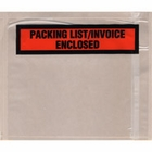 PL-TF-405, 4.5 X 5.5, PACKING LIST/INVOICE ENCLOSED, BACK LOADING