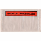 PL-TF-510, 5.5 X 10, PACKING LIST/INVOICE ENCLOSED, BACK LOADING
