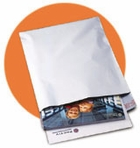 POLYFILM MAILERS - WHITE