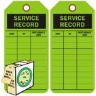 SERVICE RECORD (FL GREEN)