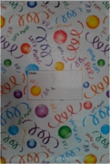 SS-29L LET'S PARTY BUBBLE MAILERS (Out of stock)