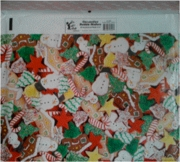 SS-46M HOLIDAY COOKIES BUBBLE MAILERS (out of stock)