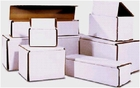 WHITE CORRUGATED BOX MAILERS
