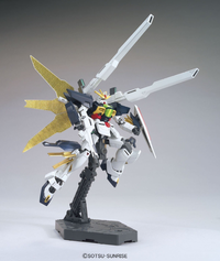 After War:  Gundam Double X HG Model Kit 1/144 Scale #163 - SOLD OUT