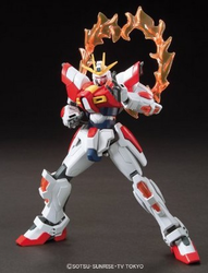 Build Fighters:  Build Burning Gundam HGBF Model Kit 1/144 Scale #018 - SOLD OUT