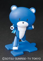 Build Fighters:  Petit'gguy Lightning Blue HG Model Kit 1/144 Scale #002 - Puchigguy, Petite Beargguy - SOLD OUT