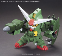 Build Fighters:  Super Deformed Build Fighter SxDxG Gundam SDBF Model Kit #032 - SOLD OUT