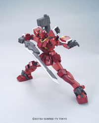 Gundam Amazing Red Warrior Master Grade 1/100 Scale - SOLD OUT