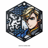 Iron-Blooded Orphans: Character Stand Plate - McGillis Fareed #004