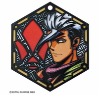 Iron-Blooded Orphans: Charcter Stand Plate - Gundam Orga Itsuka #02 - SOLD OUT