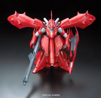 Reborn – One Hundred:  Nightingale RE/100 Gundam Model Kit 1/100 Scale #001 - SOLD OUT
