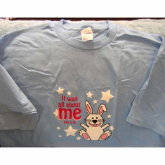 About Me- Tee Shirt
