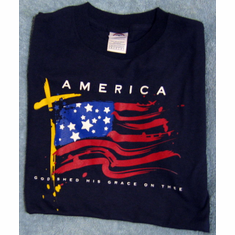 America- Grace - T-shirt-Small