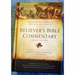 Believer's Bible Commentary-William MacDonald
