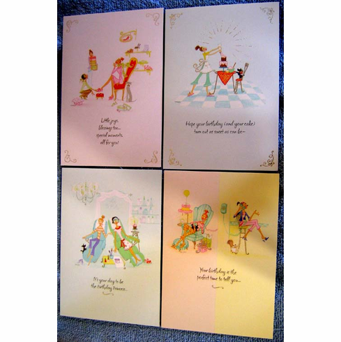 Premium Boxed Christian Birthday Cards Foiled With Scripture At
