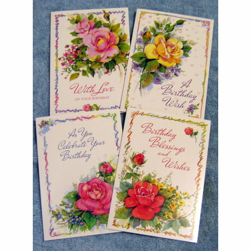 Celebrating You Birthday 12 Greeting Cards At Discount Wholesale