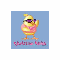Christian Chick-Tee Shirt-2XLarge