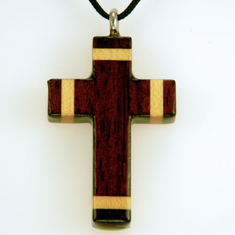 Classic Design Wood Cross-20L