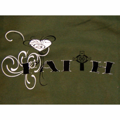 Faith T-Shirt-Small
