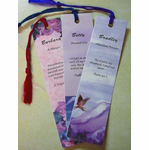First Name Bible Bookmarks