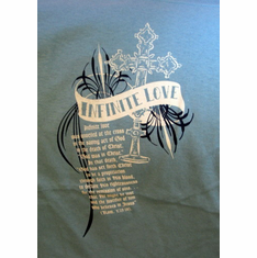 Infinite Love- T-Shirt-Small
