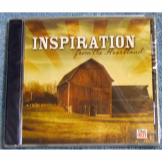 Inspiration From the Heartland CD