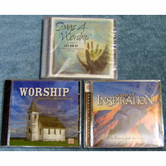 Inspiration & Worship CDs