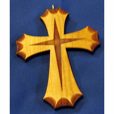 Large Maple Ritual Cross-33A-L