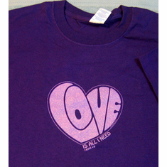 Love T-Shirt-XLarge