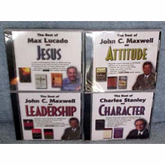 Lucado--Maxwell-Stanley-CD Audio
