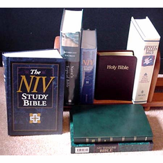 More Bibles, NKJV, NASB, & Others
