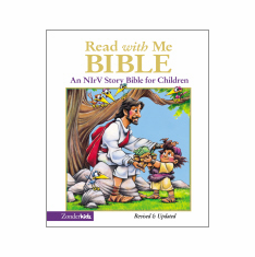 NIrV Read with Me Bible- Revised