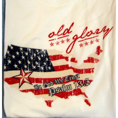 Old Glory-Tee Shirt
