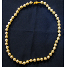 Pearl Necklace--By 1928 Jewelry